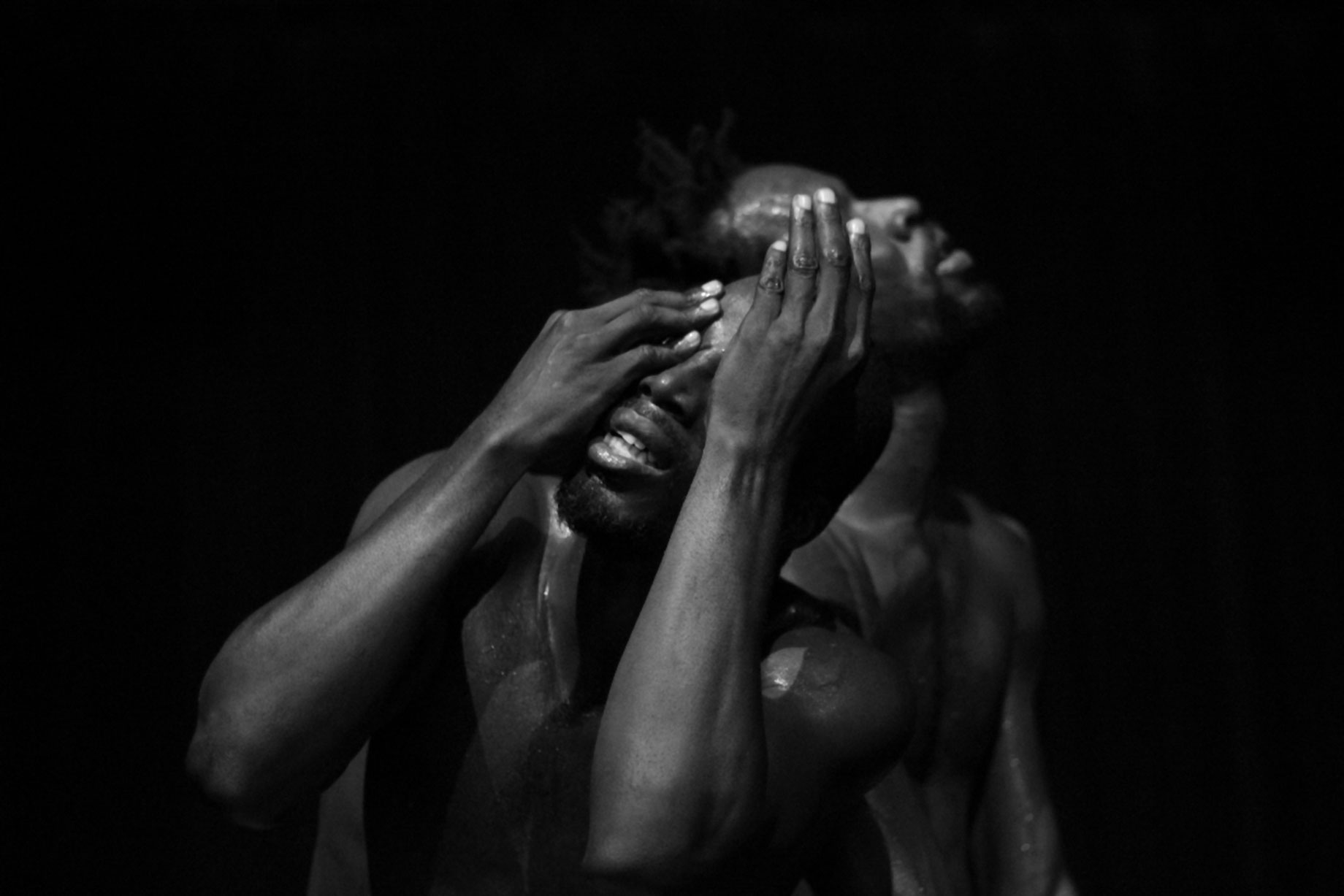 """FIGNINTO - L'ŒIL TROUÉ"" de Seydou Boro. Photo Margo Tamizé"