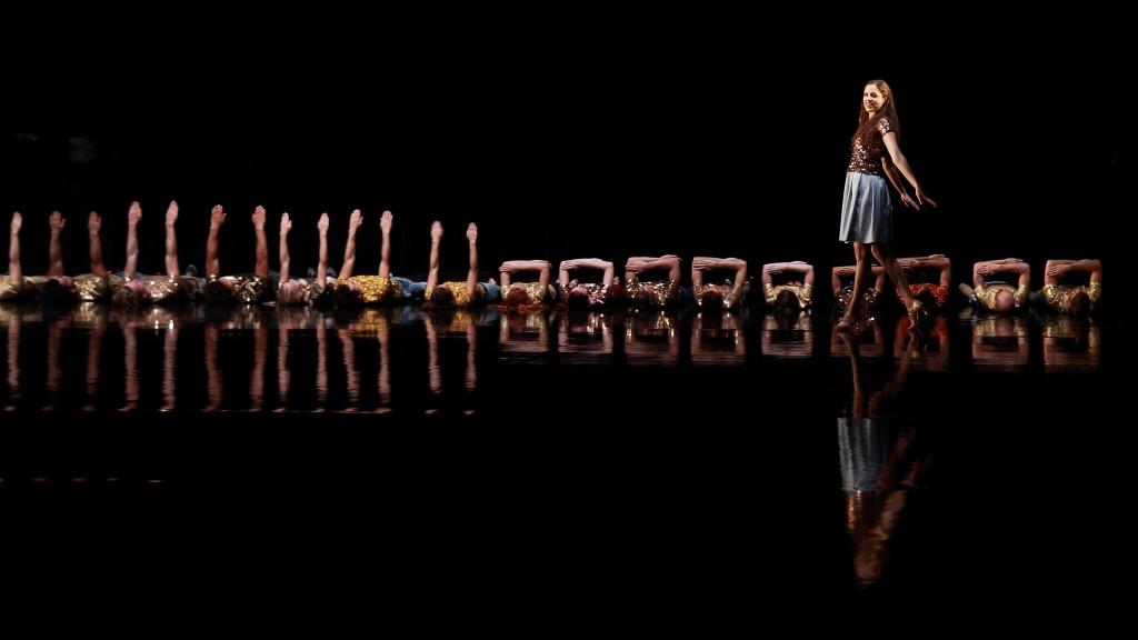 """""""Sound of Music"""", mise en scène Yan Duyvendak. Photo © Sébastien Monachon."""