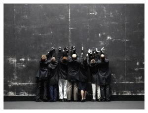 ESPÆCE - Conception, scénographie et mise en scène : Aurélien BORY - Photo : Christophe RAYNAUD DE LAGE