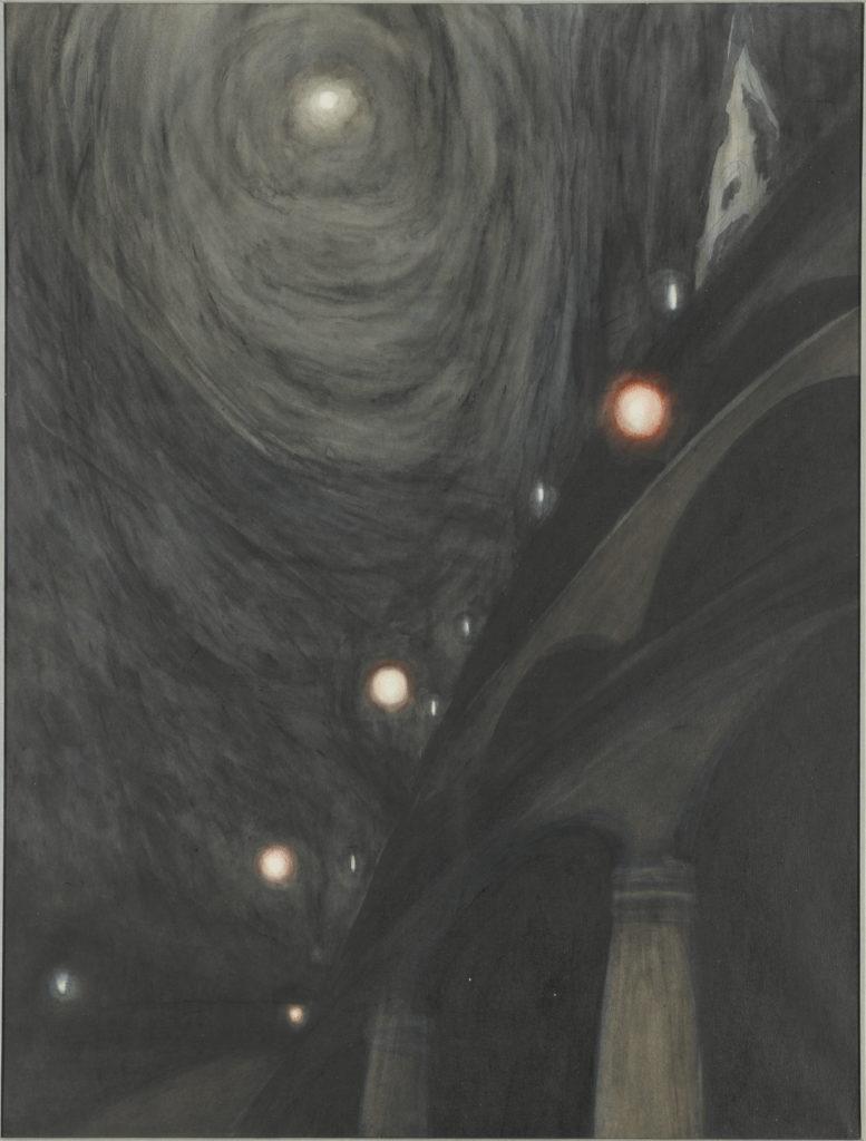 Spilliaert_Clair de lune et lumières_Visuel Musee Orsay 2020
