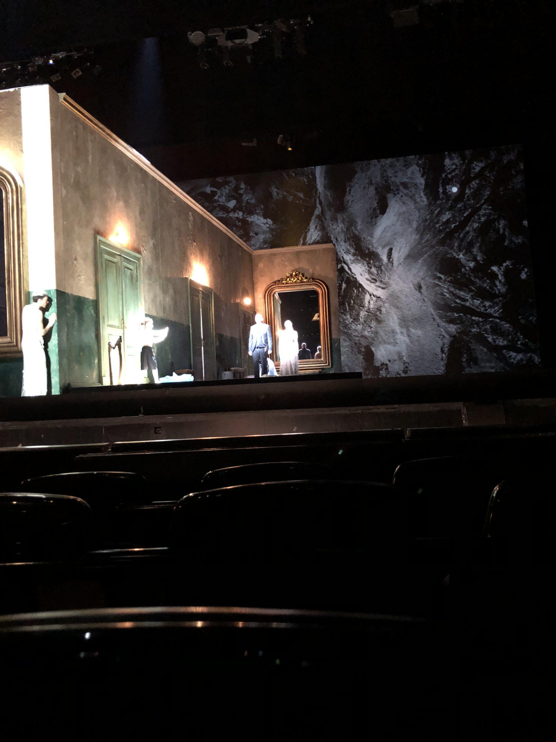 Le Château de Barbe-Bleue à l'Opéra de Lyon_Photo de Georges Banu_1