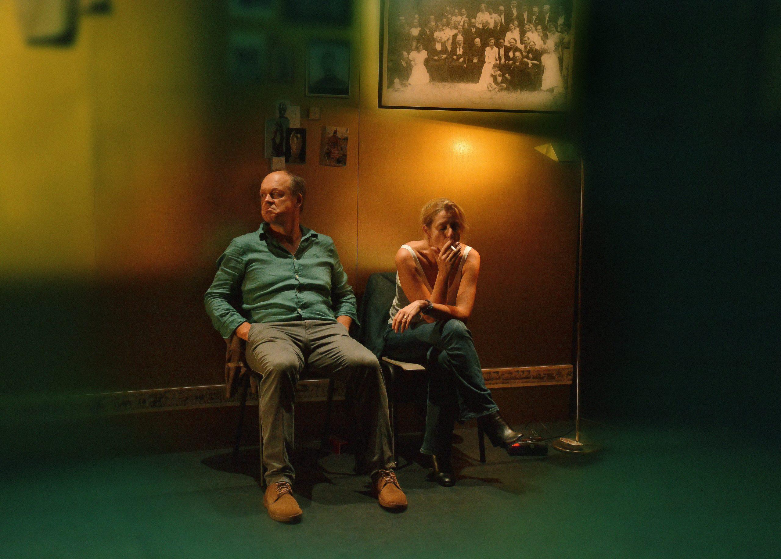 Jan Hammenecker et Genevieve Damas_Crédit photo Zvonock