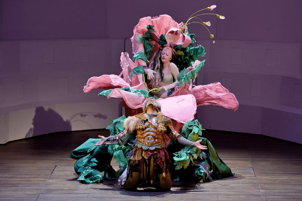 Ercole amante, costumes de Vanessa Sannino, Opéra Comique, 2019. Photographie Stefan Brion