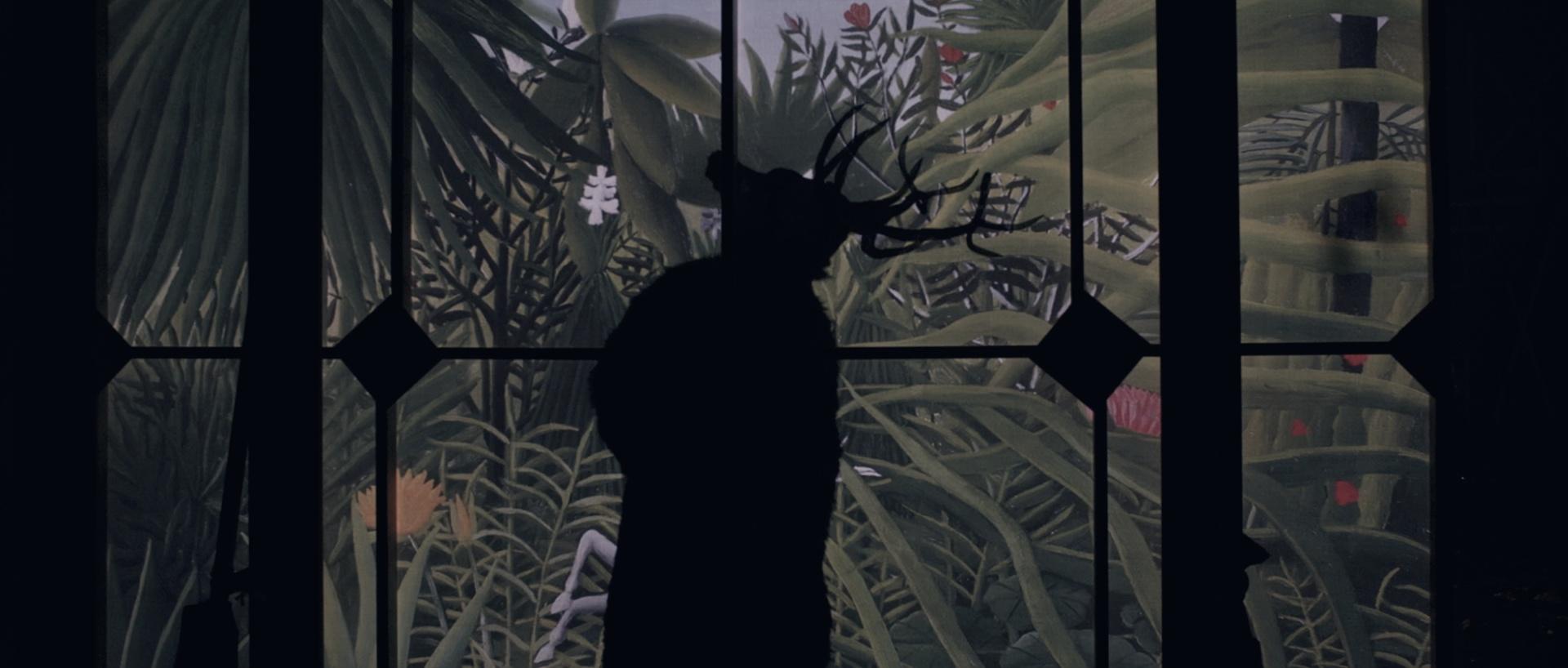 Actéon de Marc-Antoine Charpentier, mise en scène Benjamin Lazar et film Corentin Leconte, Théâtre du Châtelet, 2021. © Théâtre du Châtelet